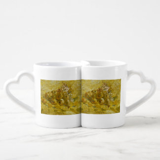 Quinces Lemons Pears Grapes by Van Gogh Couples' Coffee Mug Set