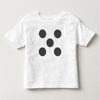 Quincunx DarkGrey Dots Shirt