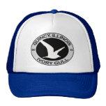 Quincy, Illinois 2015 Ivory Gull Mesh Hats