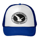 Quincy, Illinois 2015 Ivory Gull Trucker Hat