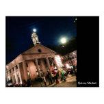 Quincy Market Boston, MA Postcards