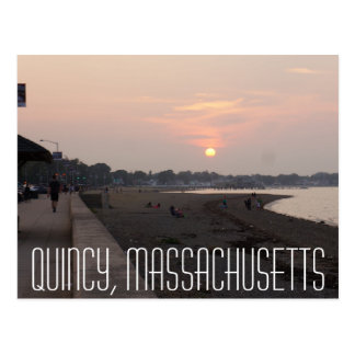 Quincy Massachusetts | Photographer Brad Hines Postcard