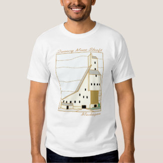 Quincy mine Shaft #2 T Shirt