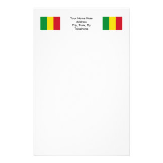Quindío Flag Stationery