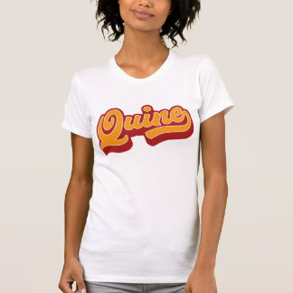 Quine, Doric Dialect Tee Shirt