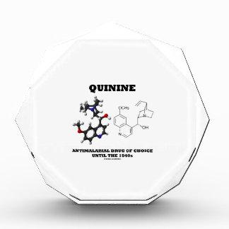 Quinine Antimalarial Drug Of Choice Until 1940s Award