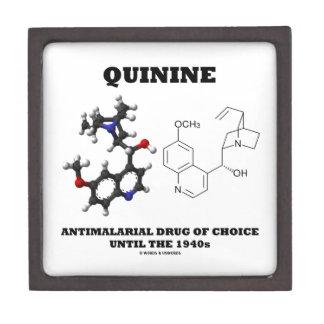 Quinine Antimalarial Drug Of Choice Until 1940s Gift Box