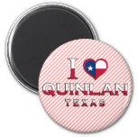 Quinlan, Tejas Imanes De Nevera