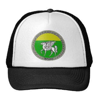 Quinn Badge (large) Hats