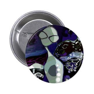 Quinn Pinback Button