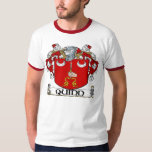 Quinn Coat of Arms T-Shirt