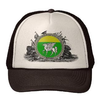 Quinn Family Arms Trucker Hat