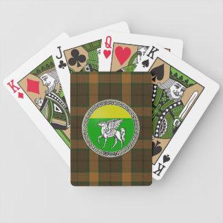 Quinn Family Badge Card Deck