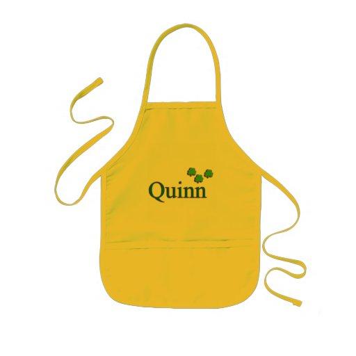 Quinn Family Kids' Apron