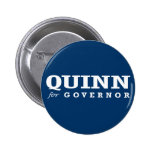 QUINN FOR GOVERNOR 2014 PIN