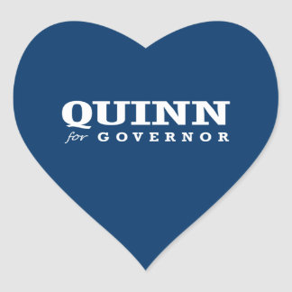 QUINN FOR GOVERNOR 2014 STICKER