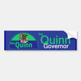 QUINN Governor 2010 Bumper Sticker