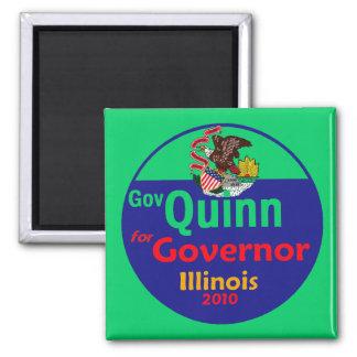 QUINN Governor 2010Magnet Magnets