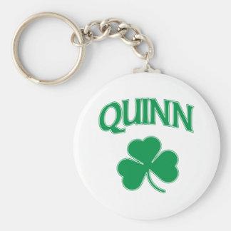 Quinn Irish Key Chain