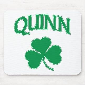 Quinn Irish Mouse Pad