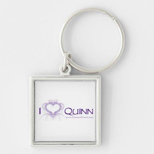 Quinn Keychain