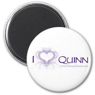 Quinn 2 Inch Round Magnet