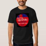 Quinn NYC Mayor 2013 T Shirt