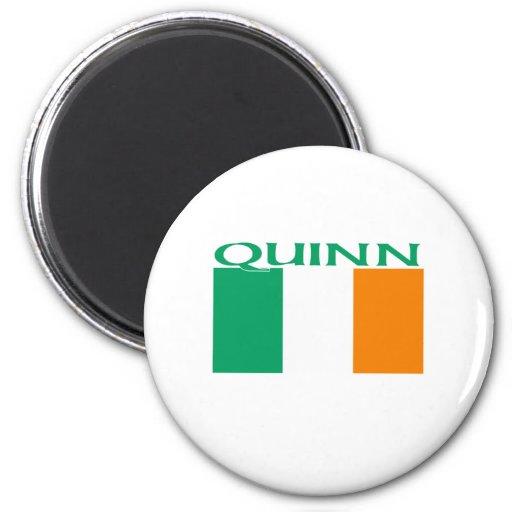 Quinn Refrigerator Magnets