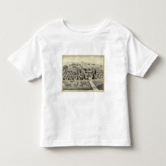 Quinn residence toddler t-shirt