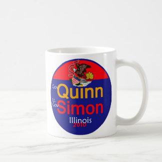 QUINN SIMON Illinois Mug