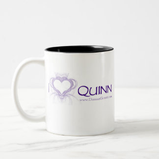 Quinn Two-Tone Coffee Mug