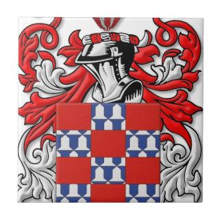 Quinones Coat of Arms Ceramic Tile