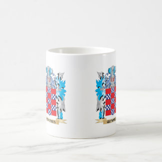 Quinones Coat of Arms - Family Crest Classic White Coffee Mug