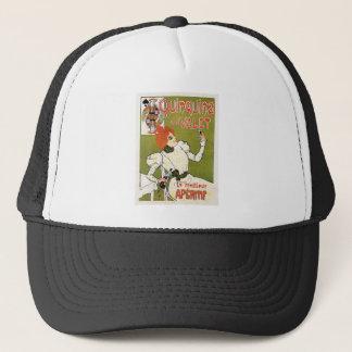 Quinquina Du Valet Le Meilleur Aperitif Drink Ad Trucker Hat