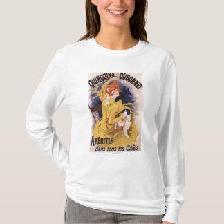 Quinquina Dubonnet Aperitif Promotional Poster T-Shirt