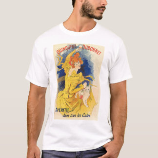 Quinquina Dubonnet, Jules Chéret T-Shirt