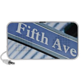 Quinta Avenida iPod Altavoz