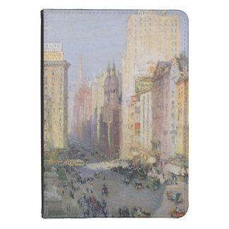 Quinta Avenida, Nueva York, 1913 Funda Para Kindle 4