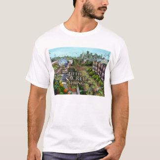 Quinta camiseta sagrada de la ciudad