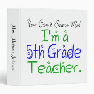 Quinta carpeta del profesor del grado