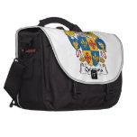 Quintana Family Crest Bag For Laptop