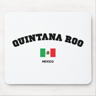 Quintana Roo Block Mouse Pad