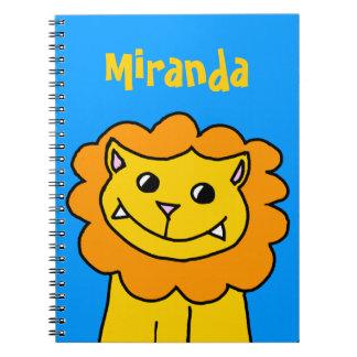 Quinten Spiral Notebook