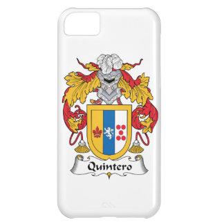 Quintero Family Crest iPhone 5C Case