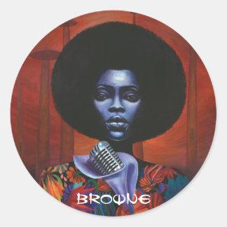Quintessential Funk LP Stickers