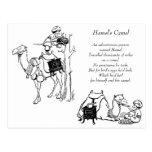 Quintilla del camello de Hamel Postal