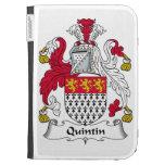 Quintin Family Crest Kindle 3 Case