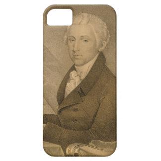 Quinto Presidente de los Estados Unidos de James iPhone 5 Funda