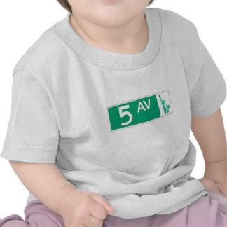 Quinto sistema de pesos americano (nuevo), placa camisetas