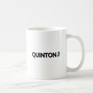 Quinton, New Jersey Classic White Coffee Mug